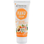 Benecos Hand Cream Apricot and Elderflower Organic