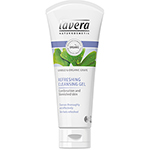 Lavera Refreshing Cleansing Gel Organic Facial Cleanser