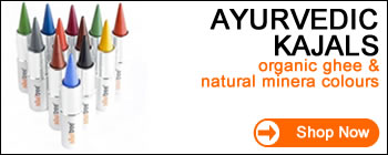 Soultree - natural & organic ayurvedic kajals - eye khol
