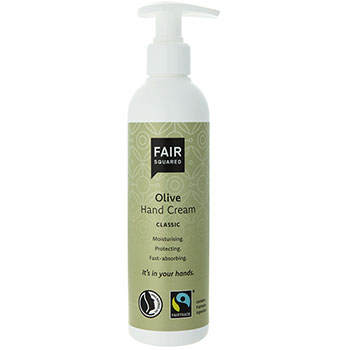 Fair Squared hand cream olive large