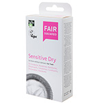 Fair Squared Sensitive Condoms Fair Trade Natural Latex
