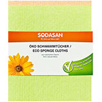Sodasan Eco Sponge Cloths