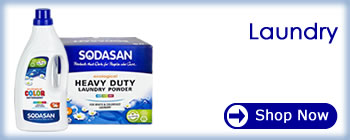 Sodasan - Products that work for people who care laundry