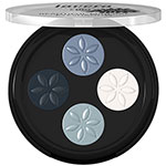 Lavera Eyeshadow Blue Platinum Quattro Organic Eyeshadow