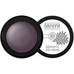 Lavera Dramatic Eye Cream Soul Plum Metallic Make Up