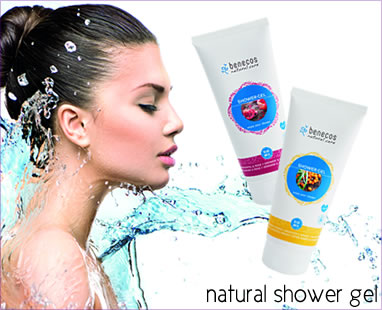 Benecos natural Beauty - Natural and Organic Shower Gel