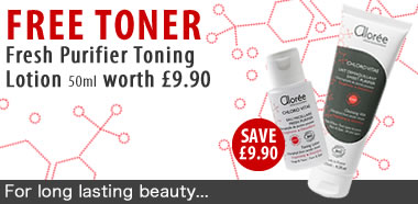 aloree natural skin care - Special Offer - FREE Toner worth �9.90 with Cleansing Milk
