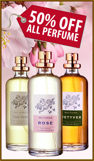 Florascent Natural Pefume - 50% OFF ALL Organic & Natural Perfume