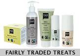 Fair Squared - Fair Traded organic & natural skin care