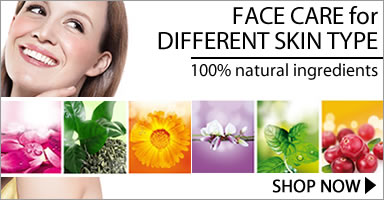 Lavera Organic & Natural  - Natural Face Care for different skin types