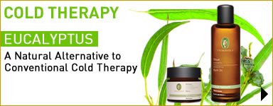 Primavera certified skincare - COLD THERAPY RANGE - A natural alternative to conventional cold therapy