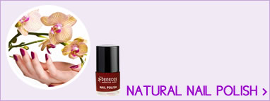 benecos natural beauty - natural nail polish