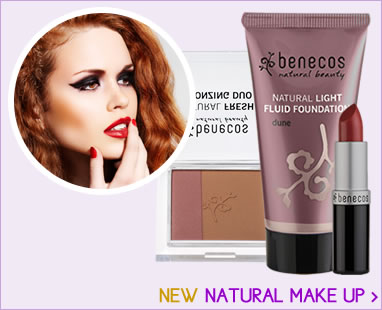 Benecos natural beauty - NEW natural make up