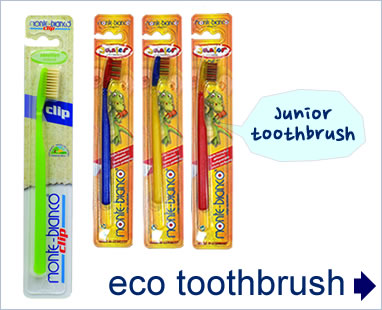 eco friendly dental care - toothbrush, replaceable heads, dental floss and more