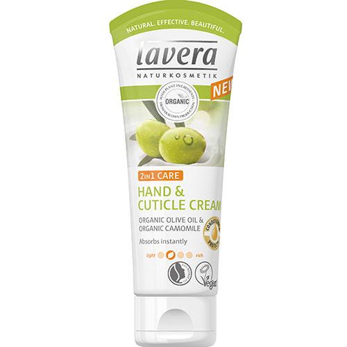 Lavera Hand and Cuticle Cream   Organic Hand and Nail Cream