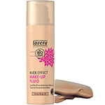 Lavera Nude Effect Make Up Fluid Honey Beige