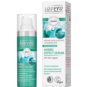 Lavera Hydro Effect Serum Organic Hydrating Serum