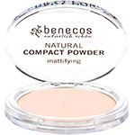 benecos compact powder fair - vegan