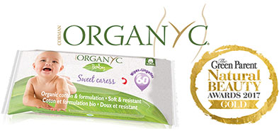 Organyc Natural Beauty Products