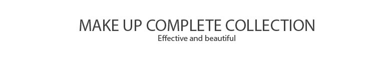 Lavera Organic and Natural Cosmetics - Make Up Complete Collection