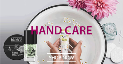 Lavera Natural Hand Care - Intense Hydration and Cleansing