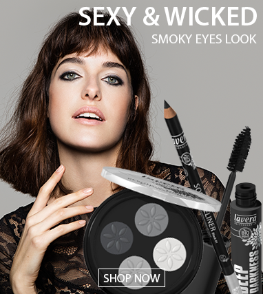 Lavera natural Cosmetics - Trend Sexy Smoky Eyes