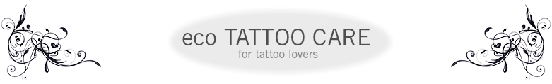 eco cosmetics - eco tattoo skin care for tattoo lovers