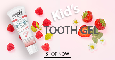 Lavera Natural and Organic Dental Care - Kids Tooth Gel