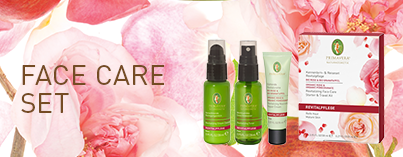 Primavera Life Certified Natural Skin Care and Aromatherapy - Organic Face Care Set
