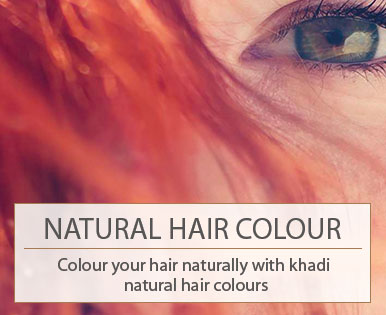 Khadi Natural Products - Herbal Natural Hair Colour