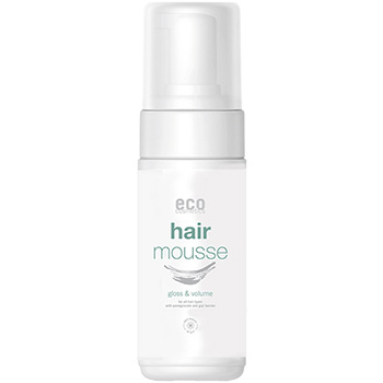 Eco Cosmetics Hair Mousse All Hair Types Organic