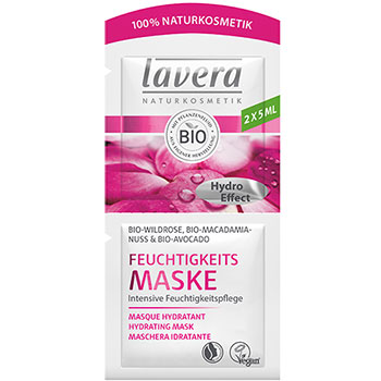 Lavera Hydrating Face Mask Face Mask for Dry Skin