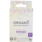 Organii Organic Cotton Plasters Organic Cotton Patches