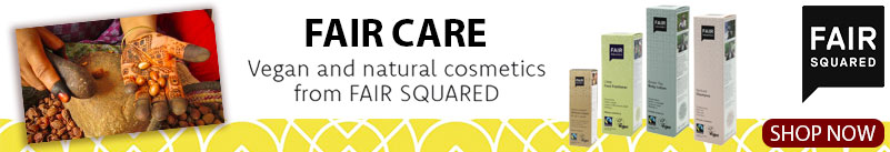 Fair Squared - Natural and Organic and Fair Trade Skincare