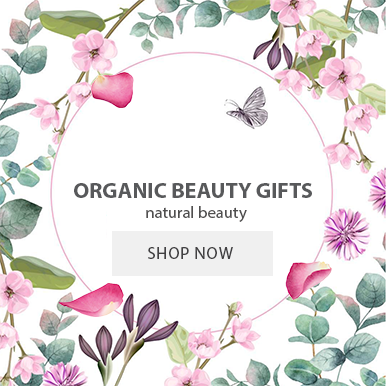 Lavera organic beauty gifts - natural and organic skin care and cosmetics