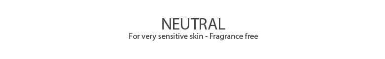 Lavera Oreganic and Natural Skin Care and Cosmetics - Shop by Range Neutral Skin Care for Sensitive