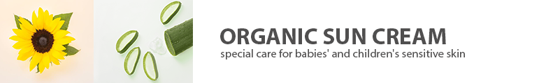 Lavera Organic and Natural SKin Care and Cosmetics - Organic baby & child skin care