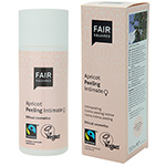 Fair Squared Apricot Peeling Cream Intimate Care