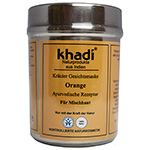Khadi Herbal Face Mask Orange Natural Face Mask