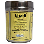 Khadi Herbal Face Mask Sandalwood Natural Face Mask