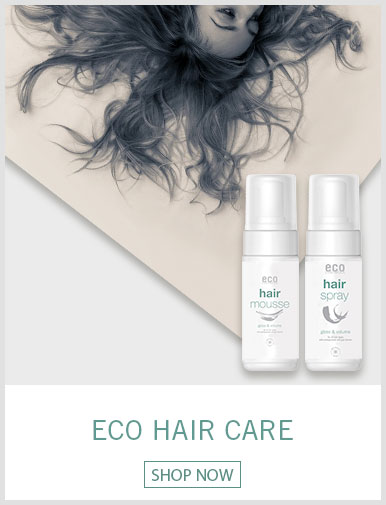 eco cosmetics - eco hair care always beautiful hair