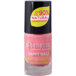 Benecos Nail Polish Bubble Gum Vegan Nail Polish Natural Nail Polish