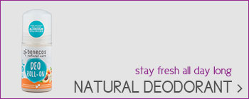 benecos natural beauty - natural deodorant