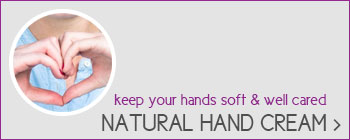 benecos natural beauty - natural hand cream