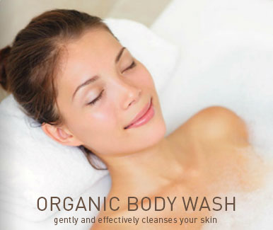 Primavera Life Certified Natural Skin Care and Aromatherapy - Organic Body Wash