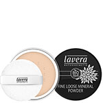 Lavera Fine Loose Mineral Powder Ivory Mineral Loose Powder