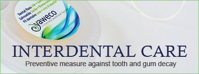 Yaweco eco friendly dental care - toothbrush, replaceable heads, dental floss and more