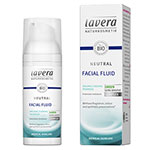Lavera Neutral Facial Fluid Sensitive Skin Allergy Prone Skin Organic