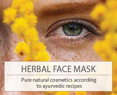 Khadi Natural Products - Herbal Face Mask