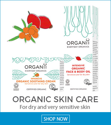 Organii Everyday Organics Intensive Skin Care